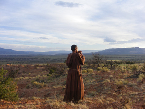 In New Mexico, Franciscan monks met resistance from native pueblos in the Revolt of 1680. (Credit: Julie Cresswell, WGBH)