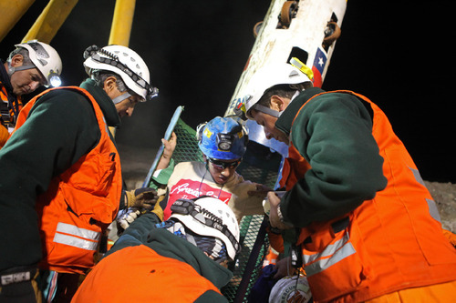 Over 30 workers Trapped After Chilean Copper Mine Collapse - Research Paper Example