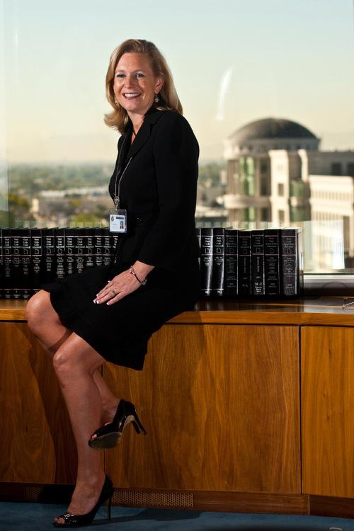Chris Detrick     The Salt Lake Tribune  Republican Lohra Miller is running for reelection as Salt Lake County District Attorney.