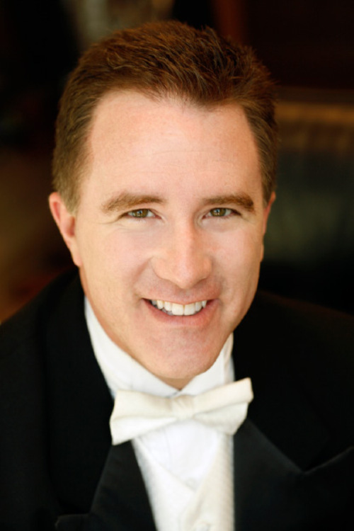 Brady Allred, conductor, Salt Lake Choral Artists, and the U's University Singers and A Capella.