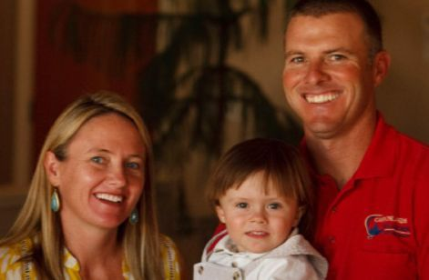 Leah Hogsten  |  The Salt Lake Tribune Sandra Bartell, shown Tuesday, Oct. 12, in Moab with her son Ansel and husband Lou Bartell, recently applied for health coverage for her family. Everyone is healthy, so they didn't expect any problems, especially since under federal health reform, insurers can no longer reject kids, but BlueCross BlueShield rejected her son.