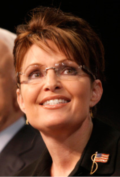 Sarah Palin. (AP Photo/Stephan Savoia, file)