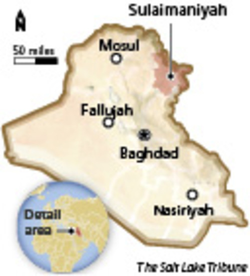 Sulaymaniyah