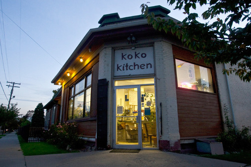 dining out the reliable home style tastes of koko kitchen the salt lake tribune