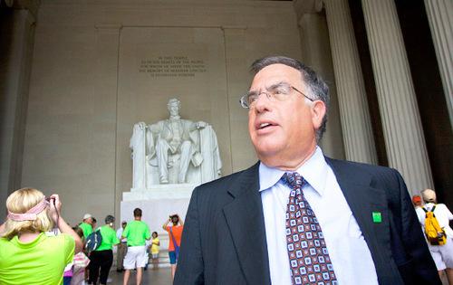 COBB CONDIE  |  Salt Lake Tribune File PhotoU.S. Senate candidate Sam Granato.