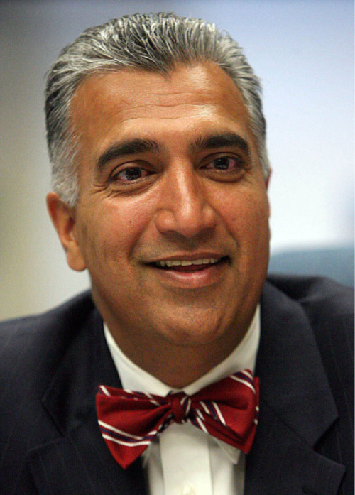 District Attorney Sim Gill