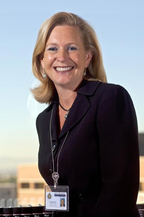 Chris Detrick     The Salt Lake Tribune  Republican Lohra Miller is running for re-election as Salt Lake County district attorney.