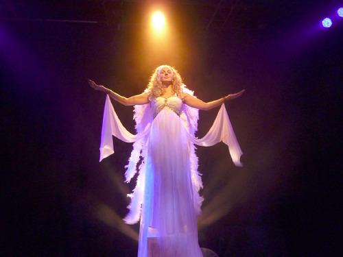 Nell Gwynn as The Angel in