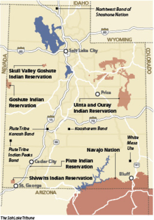 Crime In Indian Country A Cloudy Image Grows Clearer The Salt