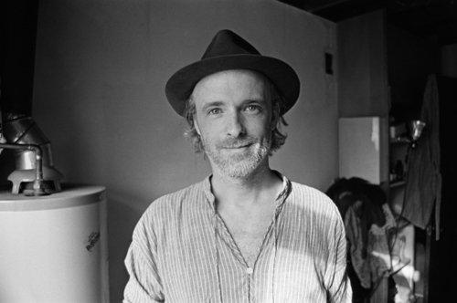 Fran Healy is the lead singer of Travis who will open for Brandon Flowers at The Depot this coming week.
