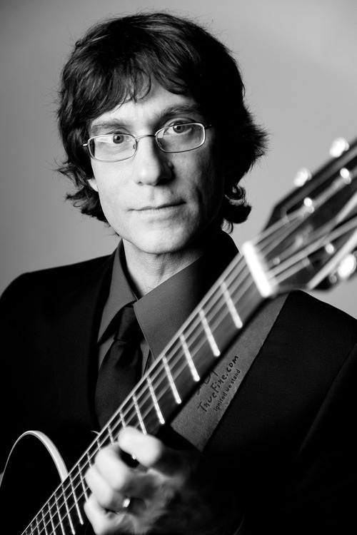 Frank Vignola will perform Monday in the JazzSLC series.