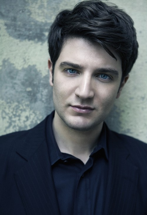 Italian pianist Alessio Bax performs this coming week at the Libby Gardner Hall.