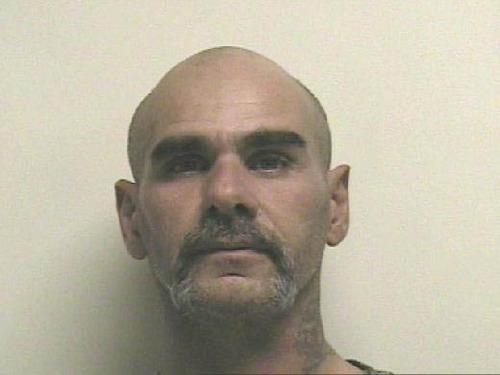 Courtesy of Utah County jail Winston Lacourse