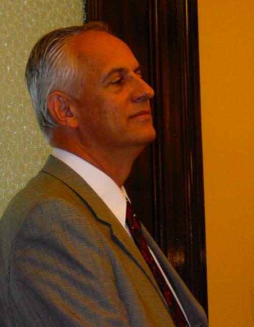 FILE PHOTO   The Salt Lake Tribune Senate President Michael Waddoups.