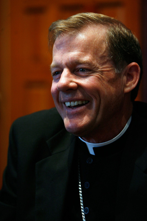 Utah Catholic Bishop John C. Wester