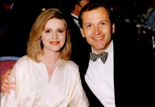 Michele MacNeill and her husband Martin MacNeill.