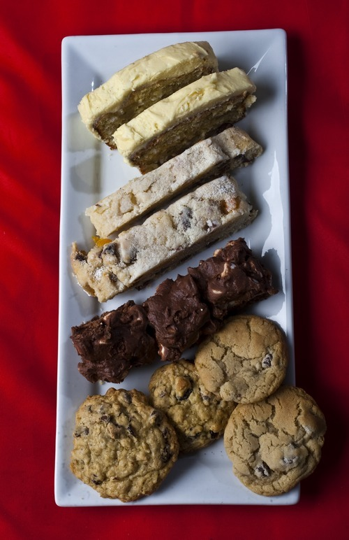 Chris Detrick  |  The Salt Lake Tribune  Several Utah food bloggers have recipes for sweets that come close to the ZCMI recipes, including M&M cookies, chocolate chip cookies, oatmeal-cherry-chocolate chip cookies, chocolate marshmallow brownies, banana cake and German stollen.