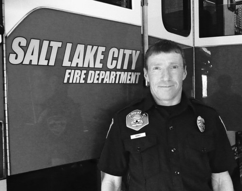 Barry Makarewicz is a 20-year veteran of the Salt Lake City Fire Department. Laura Howat contributed to this article.