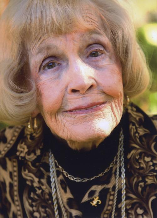 Evelyn Vernon. courtesy of Bonnie Lloyd.