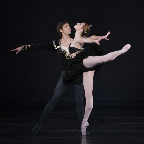 Christiana Bennett and Michael Bearden in Adam Sklute's newly conceived 2010 production of