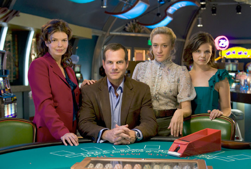 Cast picture from the television series