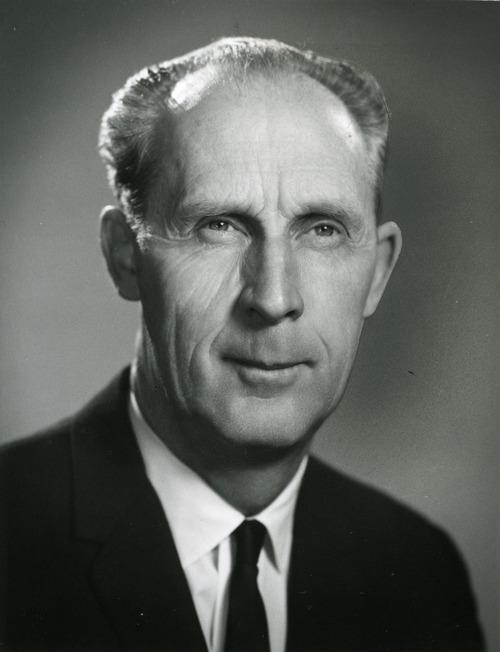 Dr. Brigham D. Madsen