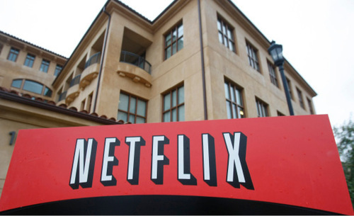 Marcio Jose Sanchez  |  Associated Press file photo Movie rentals from Netflix is one of the reasons DVD sales have been dropping. The decrease means that Hollywood is being more careful about which movies get made and at what cost.