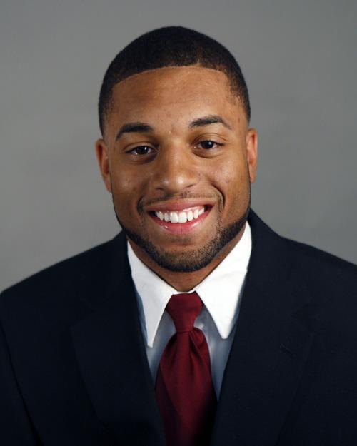Brandon Burton (Tom Smart/University of Utah Sports Information)