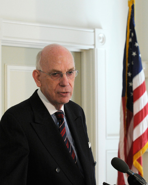 File Photo   The Salt Lake Tribune Sen. Bob Bennett, R-Utah, has made some uncommonly candid remarks in the months since he lost the Republican nomination last May.