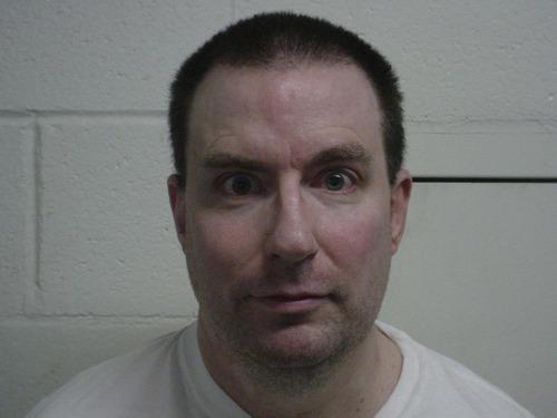 Mark Hofmann Courtesy Utah Department of Corrections.