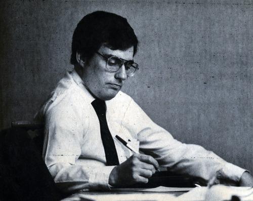 FILE  | The Salt Lake Tribune Mormon documents dealer Mark Hofmann