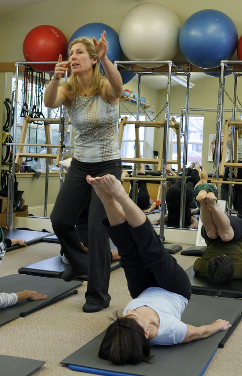 Finding a fit with your fitness teacher the salt lake