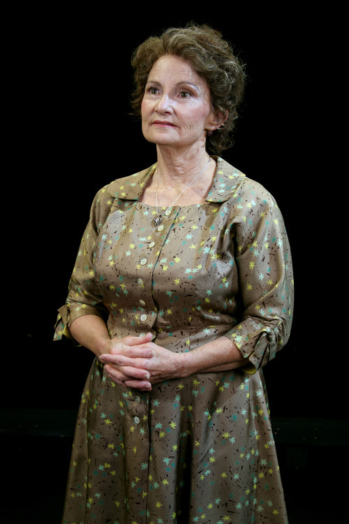 amanda wingfield glass menagerie Amanda wingfield (christine decker) has a few words for her son, tom   theatre's production of tennessee williams' the glass menagerie.