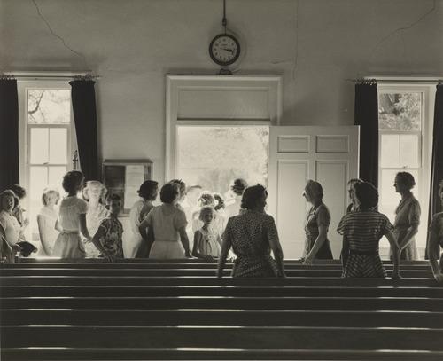 Dorothea Lange's photograph,