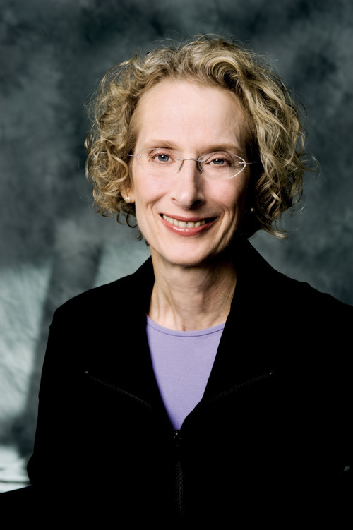 University of Utah geneticist Louisa Stark. Photo courtesy of the Utah Governor's Office of Economic Development.