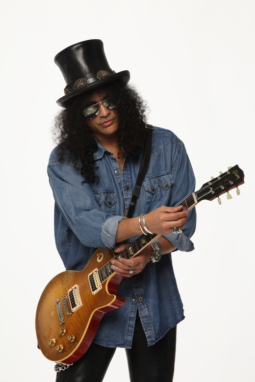 Sundance music: Slash is hosting a party at House of Blues Foundation Room on Jan. 23.