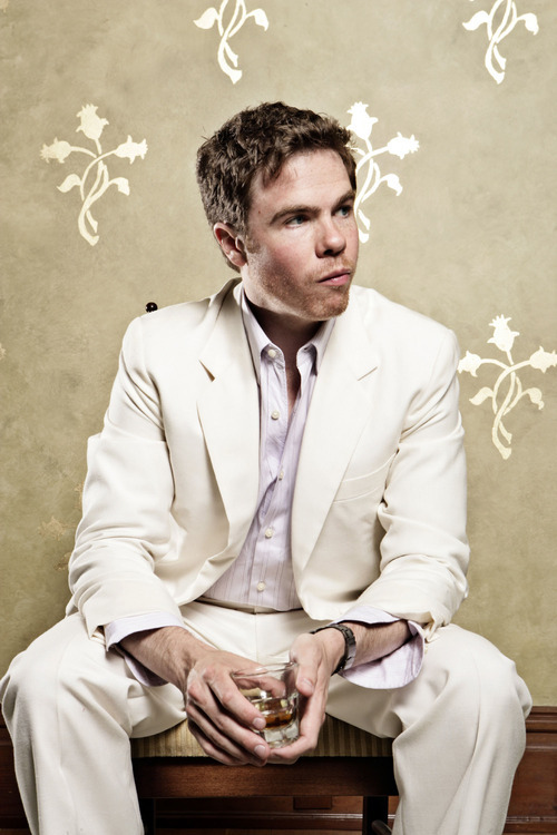 Josh Ritter performs at the Sundance ASCAP Music Cafe.