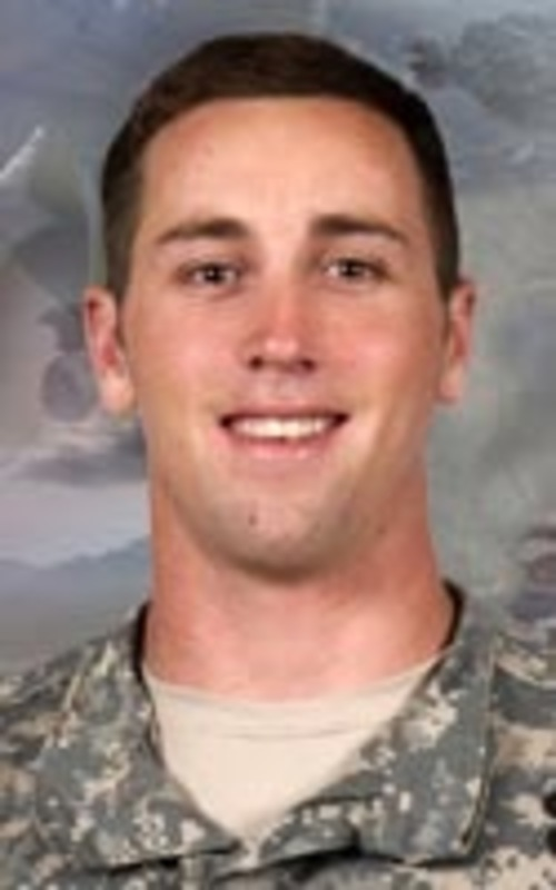 Army 1st Lt. Jonathan P. Brostrom died July 13, 2008 in Afghanistan at the village of Wanat, near the country's porous border with Pakistan.
