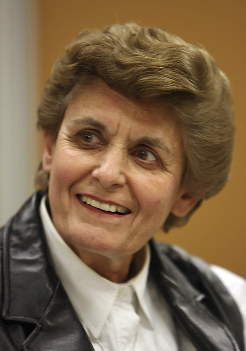 File photo  |  The Salt Lake Tribune Principal Voices co-founder Anne Wilde