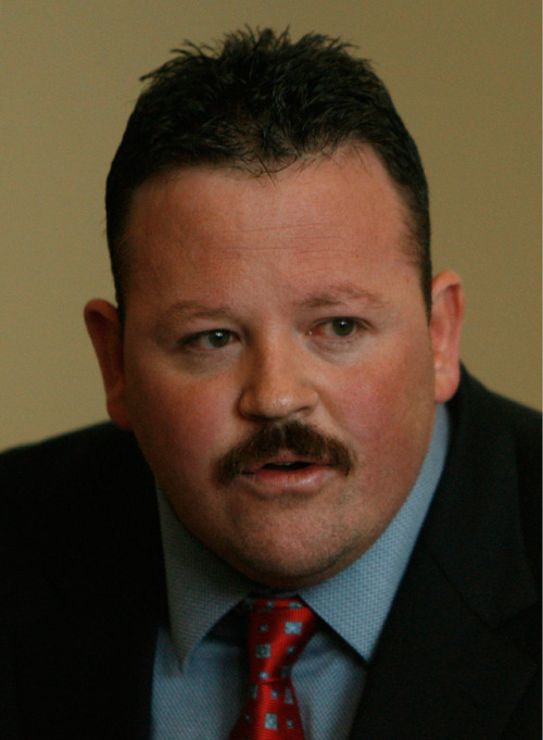 Rep. Carl Wimmer, R-Herriman