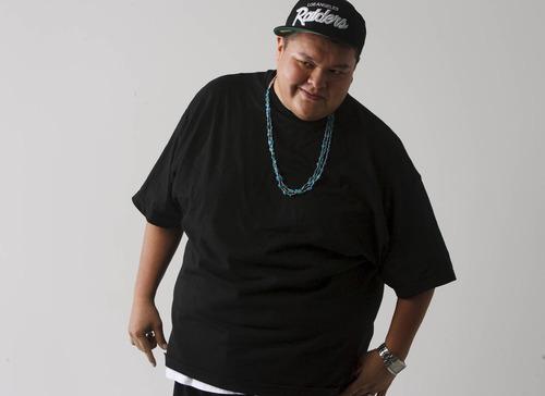 Leah Hogsten  |  The Salt Lake Tribune Poetik C is the morning host of popular hip-hop station U92.