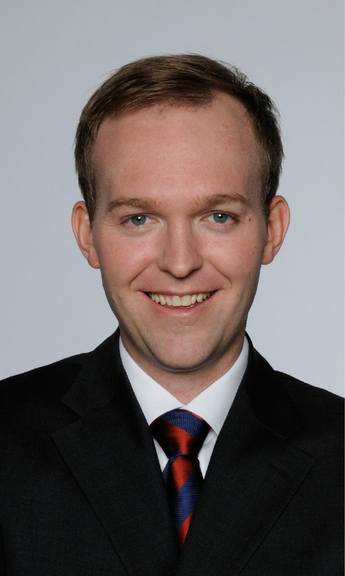 Sen. Ben McAdams, D-Salt Lake CIty