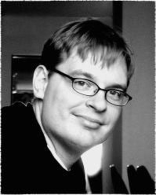 Author Matthew J. Kirby Courtesy Image