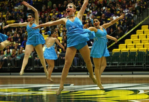 Cottonwood Drill Team Takes Second In State The Salt