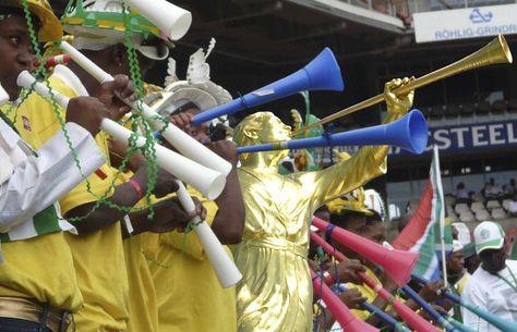 Moroni Vuvuzela. Credit: Matthew Page