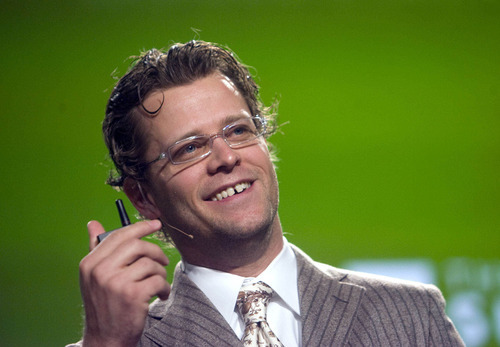 Josh James is former president and CEO of the software maker Omniture. Tribune file photo
