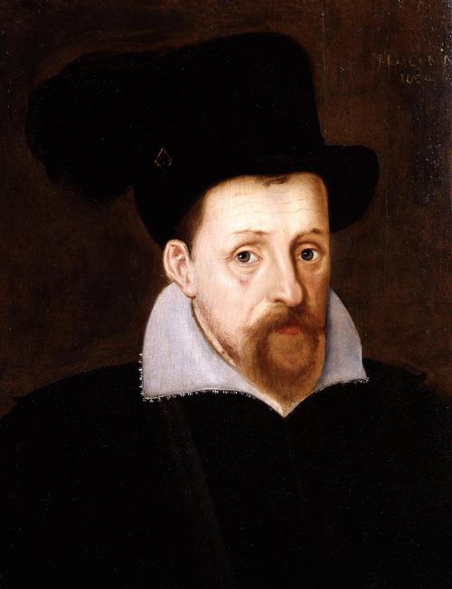 James VI of Scotland, I of England and Ireland c 1604