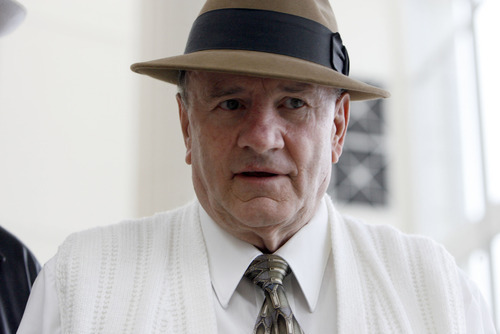 Francisco Kjolseth  |  Tribune file photo Wendell Nielsen, charged with three counts of bigamy in Texas, was one of at least 30 men excommunicated from the FLDS by Warren Jeffs earlier this year.