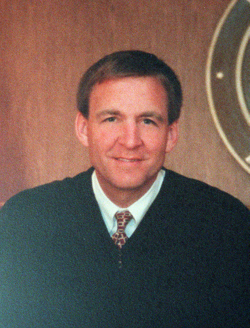 U.S. District Judge Dee Benson already has forbidden Tim DeChristopher from using a