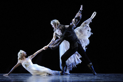Artists of Ballet West in Ben Stevenson's
